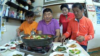 강나루 식당 돼지고기 듬뿍 김치찌…