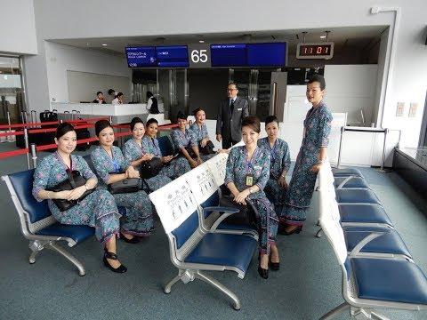 Flying Malaysian Airlines Tokyo to Kuala Lumpur 2018