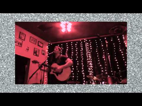 Mike Votava plays music live at Cafe Racer (Seattle 5/19/18)