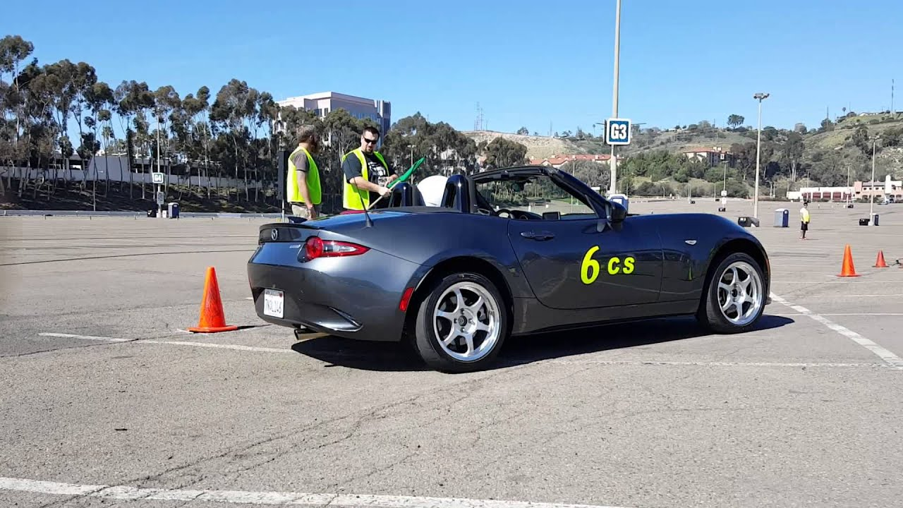 RoadsterSport RACE for MX5-ND