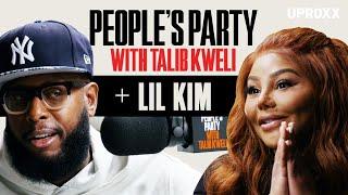Talib Kweli And Lil Kim Talk Her Bars, Biggie, Diddy, Censorship, & Marmalade   People's Party