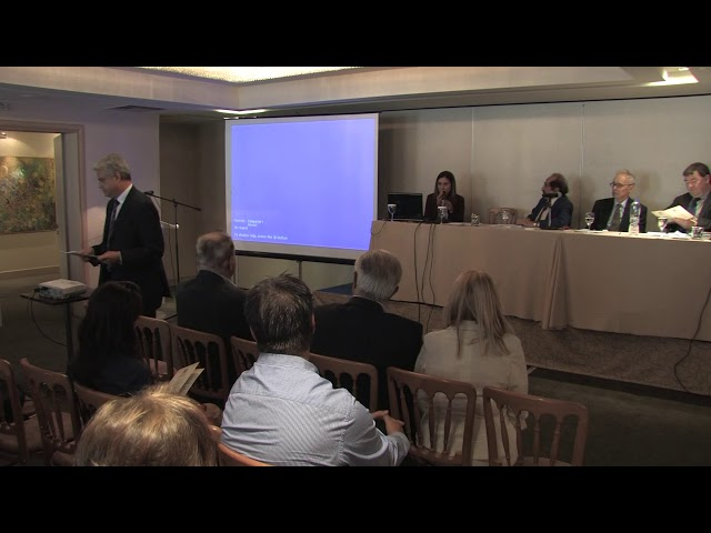 1st International Symposium of Athens Institute of Liberal Arts - 16/09/2017