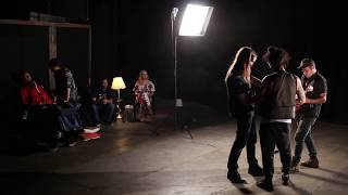 Behind The Scenes - Jason Becker - Hold On To Love (feat. Codany Holiday) (Official Music Video)