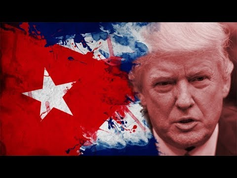 WATCH: President Donald Trump SPEAKS on new Cuba Policy
