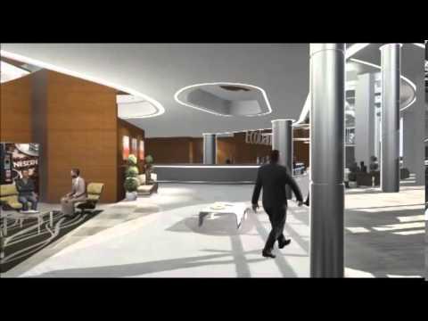 Ecobank Ghana by ARC architects Pretoria