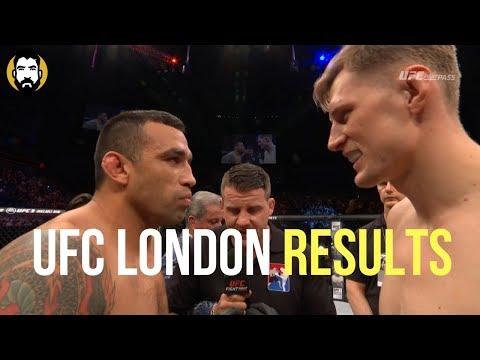 UFC London Results: Fabricio Werdum vs. Alexander Volkov | Post-Fight Special | Luke Thomas