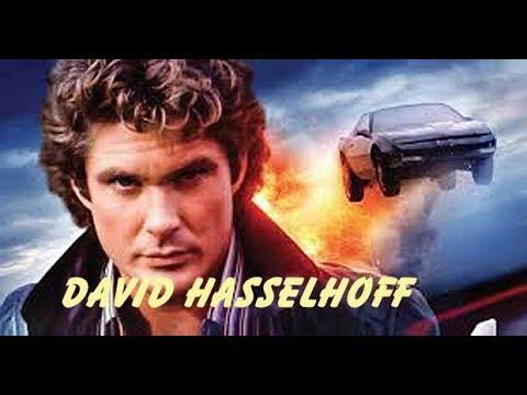 Night Rocker by David Hasselhoff, Hoff, & star of Knight Rider & Baywatch Video