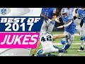 Best Jukes  Spins    Elusive Moves of the 2017 Season    NFL Highlights