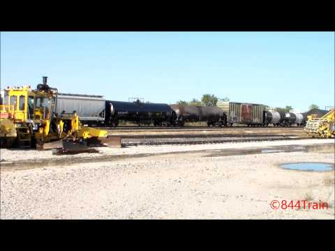 A CP GEVO is 2nd on a BNSF Manifest on the Emporia Sub *Watch all of it