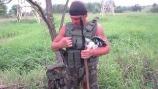 Украина.АТО.Погибший Зинчик(В ближайшие дни в Украину поступит около 3 тысяч бронежилетов 5-6 класса защиты, закупленных по контракту..., 2014-05-31T00:02:56.000Z)