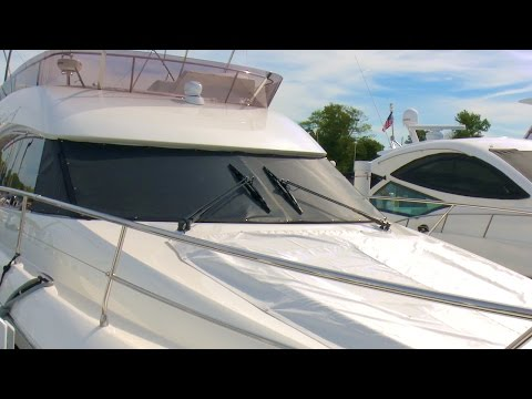 How to Make a Boat Windshield Sun Shade