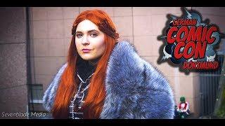 German Comic Con 2018: Dortmund :: Germany :: 4k Cosplay Music Video /// GH5 - Sevenblade