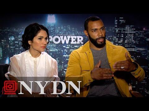 Omari Hardwick & Lela Loren on Season 2 of 'Power'