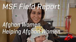 Afghan Women Helping Afghan Women