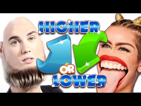 Google Higher Lower