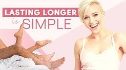 #1 Simplest Method to Last Longer in Bed