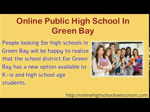 Alternative High School In Green Bay Online High School Wisconsin