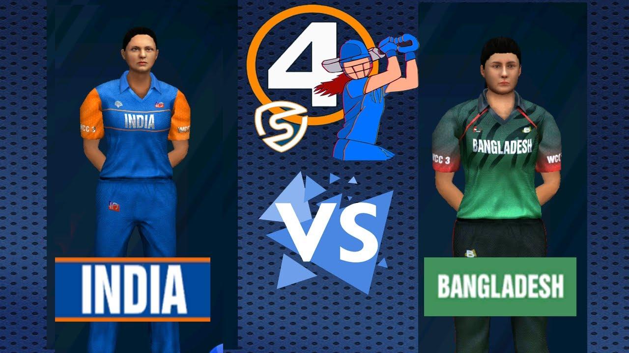 Quarter Final - India vs Bangladesh - Season 4 | WWKCC - World Cricket Championship 3 WCC 3 Live