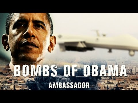 AMBASSADOR - BOMBS OF OBAMA (OFFICIAL VIDEO)