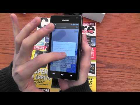 Huawei Ascend G615 - Videorecensione di CellulareMagazine