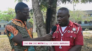 "Evangelist I. K. ANIN SONG, ""AKRUGU"" IS FROM ""MAAME WATER"" - LISTEN TO WHAT HE HAS TO SAY"