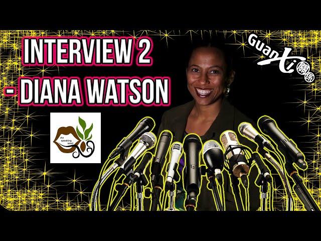 Interview 2 - Diana Watson (2017年國語組幽默演講第一名 唐華瑄 我很奇怪嗎)