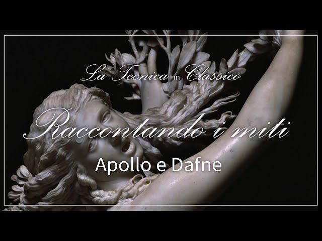 Apollo e Dafne / Raccontando i miti 02