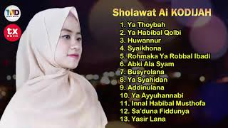 """Download Sholawat Nabi Terbaru Ai KHODIJAH Full Album """"Ya Thoybah"""""""