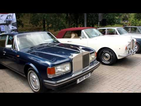 Vintage Rolls Royces In Malaysia