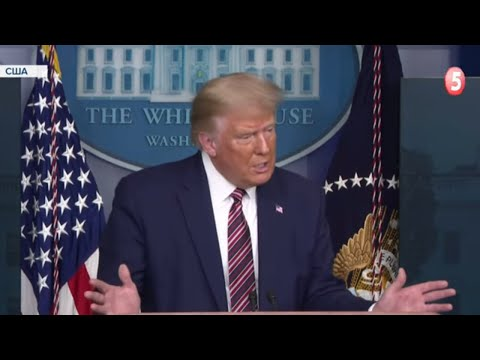 5 канал: The New York Times: Дональд Трамп протягом 10 років не сплачував податки - реакція президента США