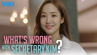 Video What's Wrong With Secretary Kim? - EP14 | Park Min Young in Dress Shirt Fantasy [Eng Sub] download MP3, 3GP, MP4, WEBM, AVI, FLV Oktober 2019