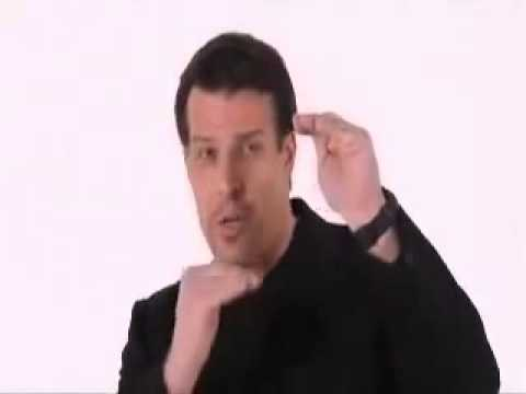 Tony Robbins The Keys To Massive Success Raise Your Standards