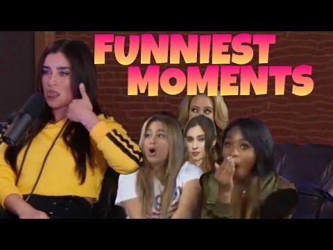 LAUREN JAUREGUI FUNNIEST MOMENTS actual funny moments