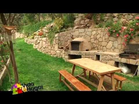 Casa de campo santa eulalia vida y hogar 2012 youtube - Casa del campo ...
