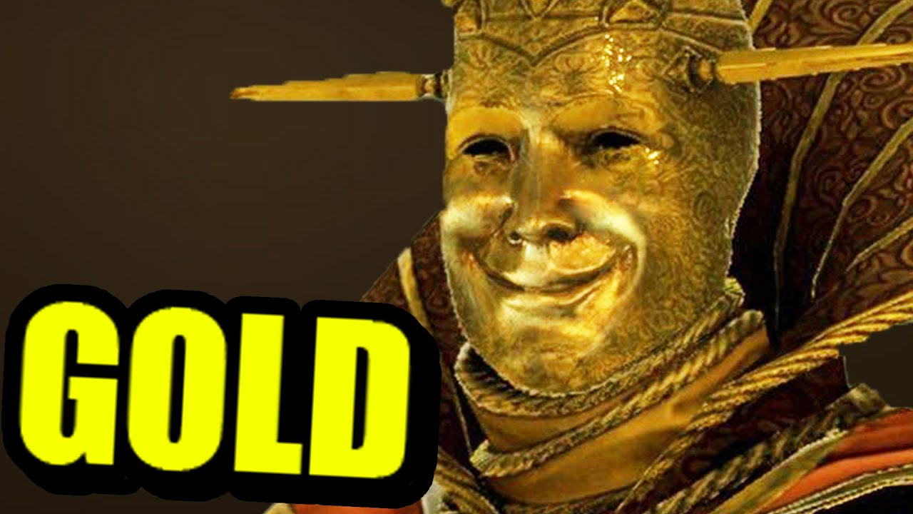 When you find the way to make Gold