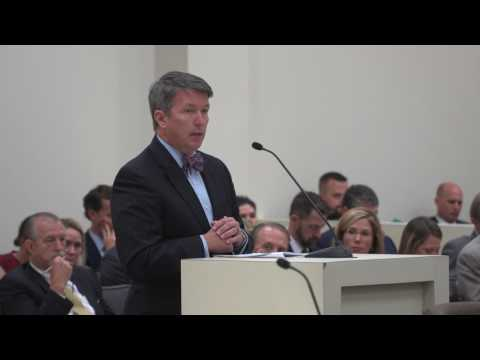 Chip Baggett Testimony on HB 403 Before the NC Senate Health Committee June 15, 2017