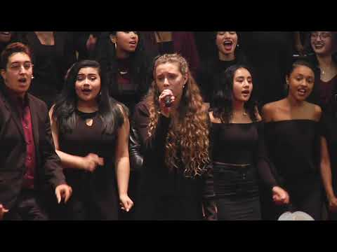 PART 2: Oakland School for the Arts-Vocal Music Winter Concert 2017