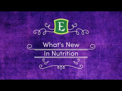 What's New in Nutrition? - with Emily Rosen