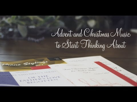 Advent & Christmas Music Preview  2018