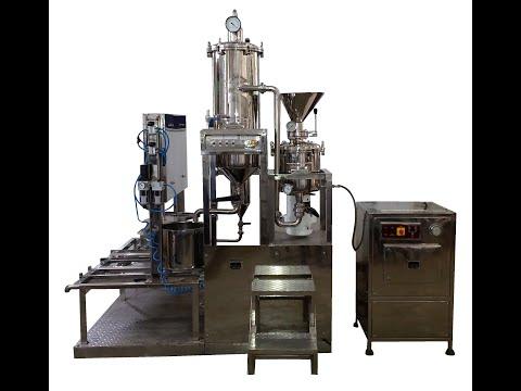 Automatic Soy Milk Making Machine