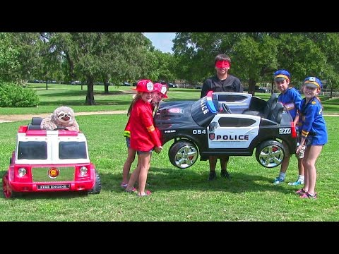Little Heroes 12 - The Cops the Fire...