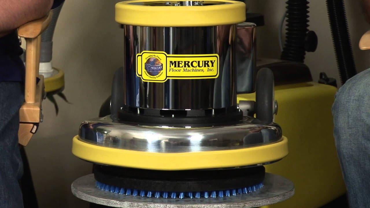 Mercury Floor Machines  LoBoy Ultra Quiet HighSpeed