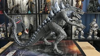 HUGE ULTIMATE ZILLA FIGURE by TRENDMASTERS GODZILLA 1998