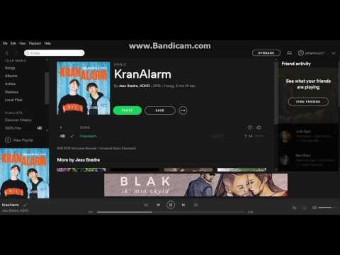 Kran Alarm - Jesu Brødre Remix