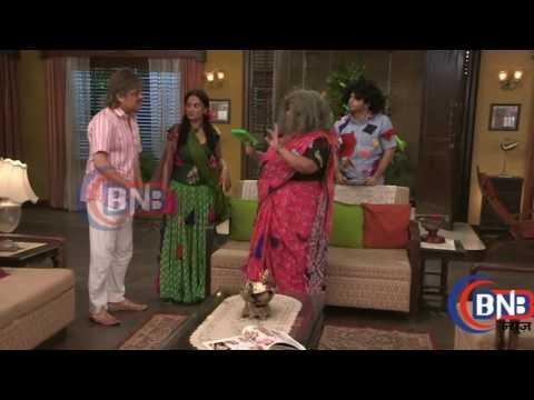Serial may i come in madam sajan sanjana funny drama thumbnail
