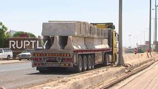 Syria: Syrian govt. begins reconstruction of Damascus-Homs highway