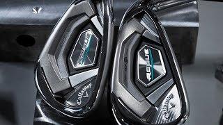 Callaway Rogue Golf Irons - Steel