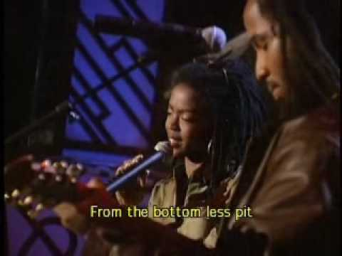 Lauryn Hill feat Ziggy Marley  Redemption Song