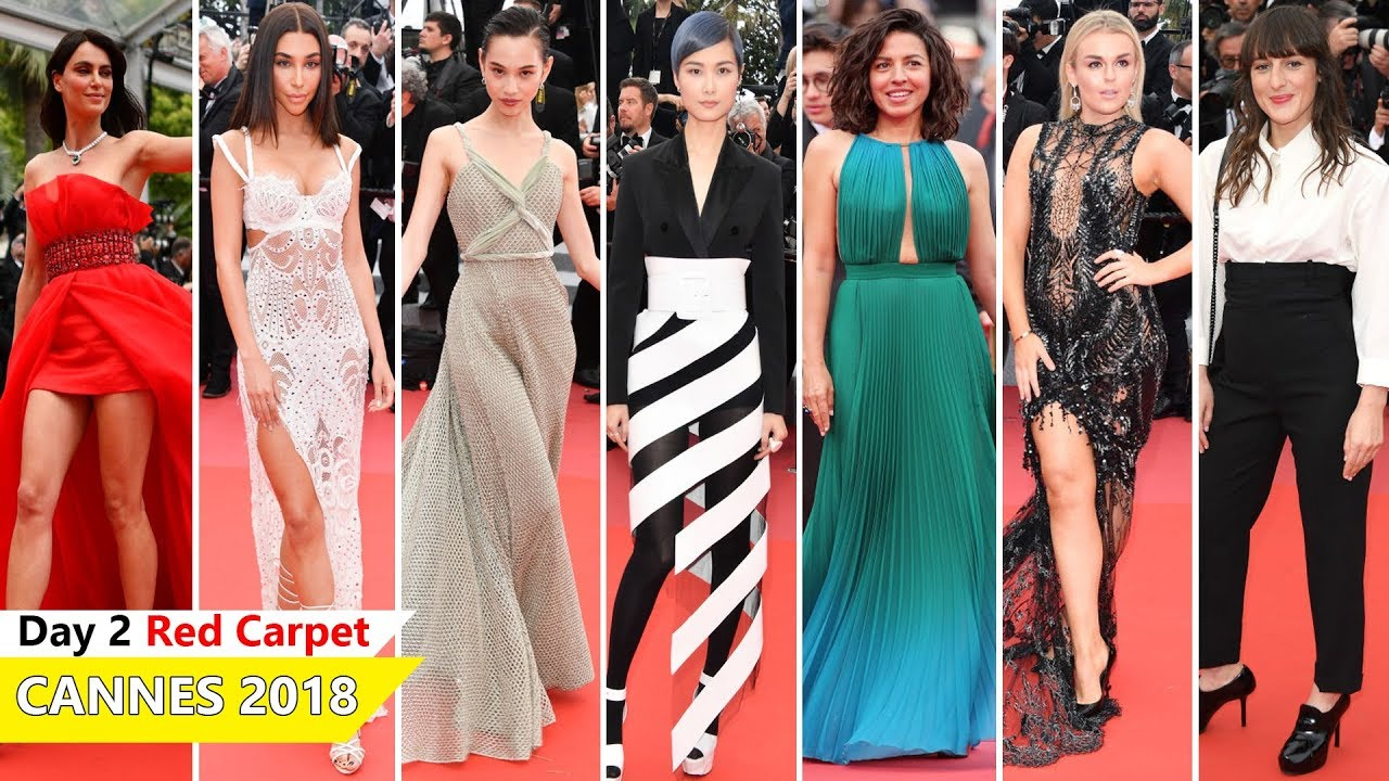 Cannes Film Festival  Red Carpet Full Video Celebrity Dresses