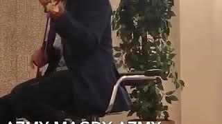 لحن اغنيه ناسيني ليه تامر حسني عزف يجنن😢💔